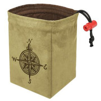 Dice Bag Compass Rose