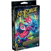 Keyforge Set 4 Mass Mutation Deluxe Archon Deck