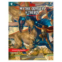 DND 5E Mythic Odysseys of Theros
