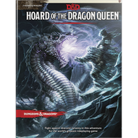 DND 5E Hoard of the Dragon Queen