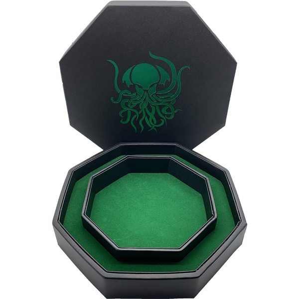 Tray of Holding Green Cthulhu