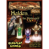Red Dragon Inn Allies Halden the Unhinged