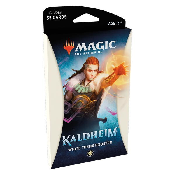 MTG Kaldheim Theme Booster Pack White