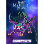 Pin: Baby Mythical Beasts Manticore