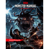 DND 5E Monster Manual
