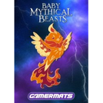 Pin: Baby Mythical Beasts Phoenix