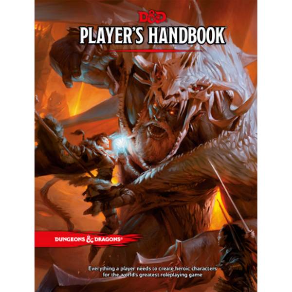 DND 5E Player's Handbook