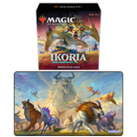 "MTG Ikoria Lair of the Behemoths Prerelease Premium ""at Home"" Pack"