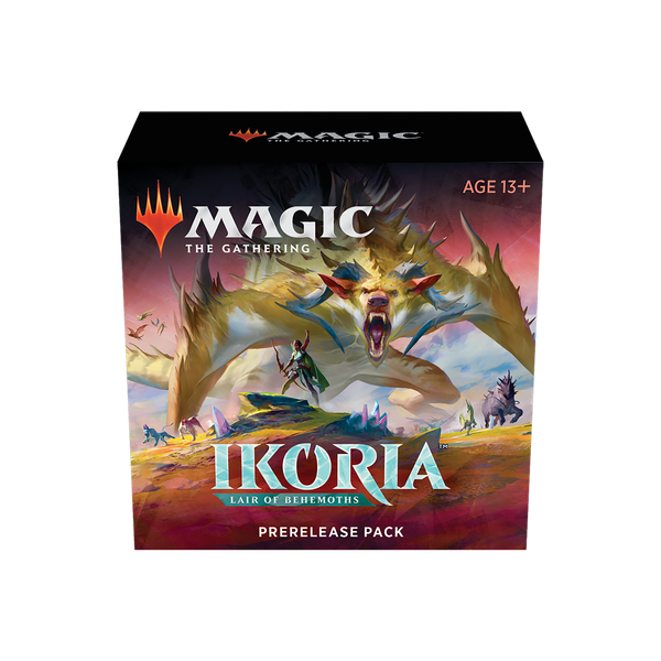 MTG Ikoria Lair of the Behemoths Prerelease Pack
