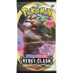 Pokemon TCG Sword and Shield Rebel Clash Booster Pack