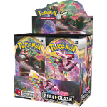 Pokemon TCG Sword and Shield Rebel Clash Booster Box