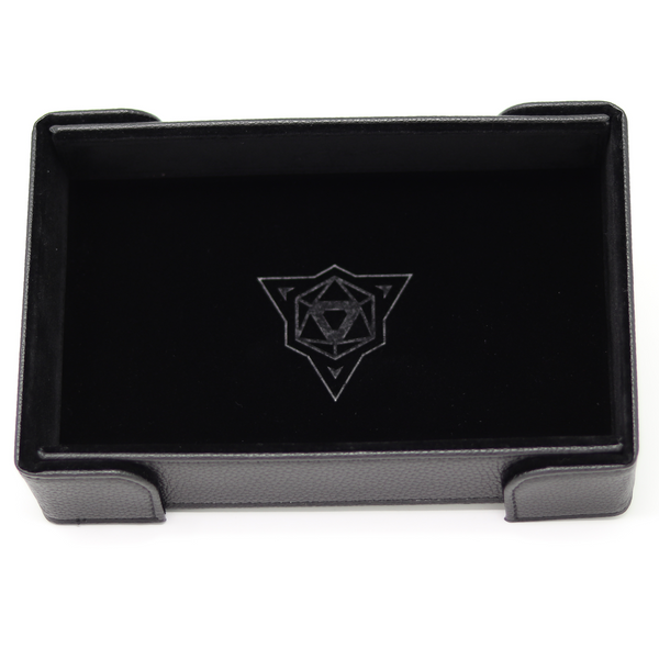 DHD Magnetic Tray Rectangle Black