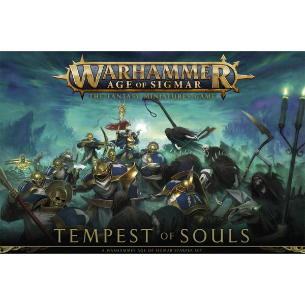 Warhammer AOS Tempest of Souls