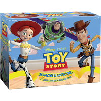 Toy Story Obstacles & Adventures A Cooperative Deck Building Game