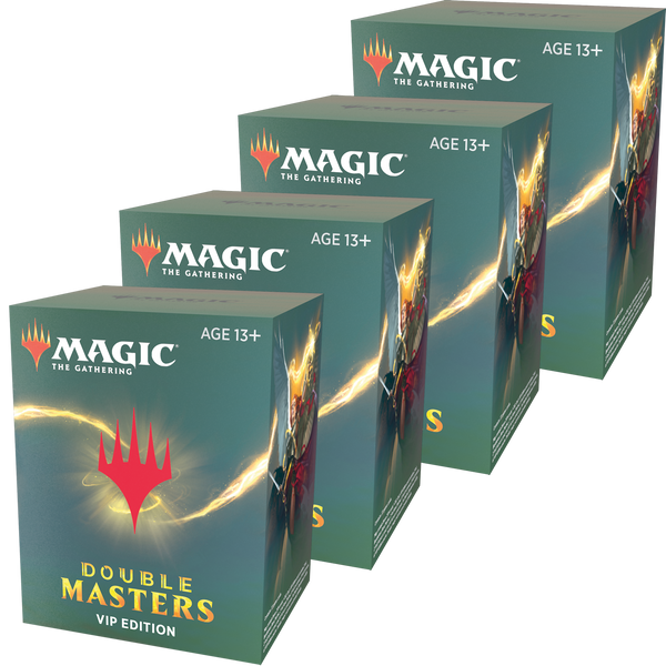 MTG Double Masters VIP Edition Display
