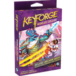 Keyforge Set 3 Worlds Collide Deluxe Archon Deck