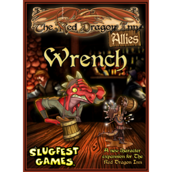 Red Dragon Inn Allies Wrench