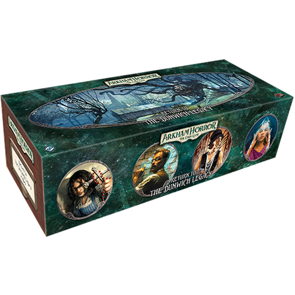 Arkham Horror LCG Return to the Night of the Zealot Expansion