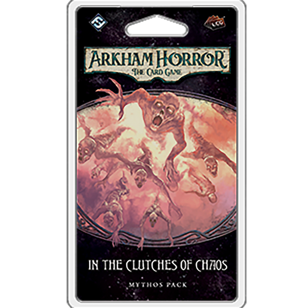 Arkham Horror LCG In the Clutches of Chaos Mythos Pack