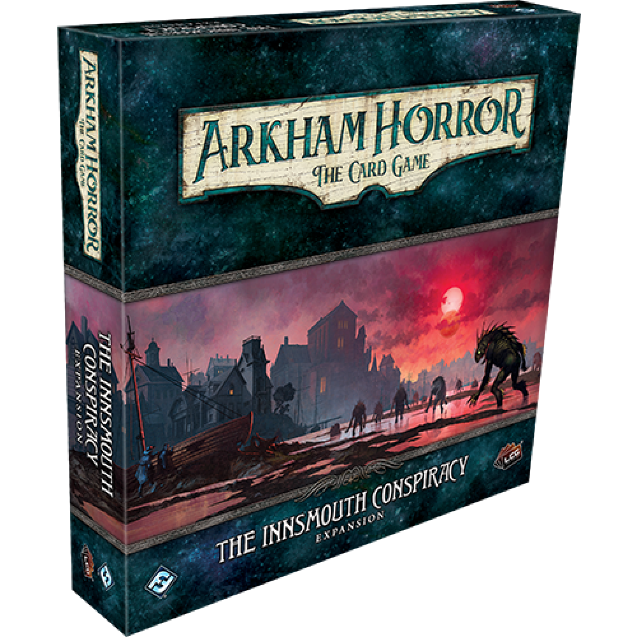 Arkham Horror LCG The Innsmouth Conspiracy Expansion
