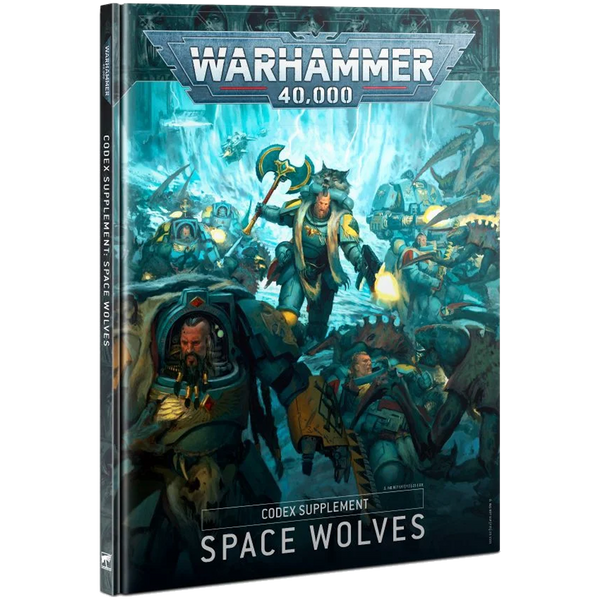 Warhammer 40K CODEX: SPACE WOLVES