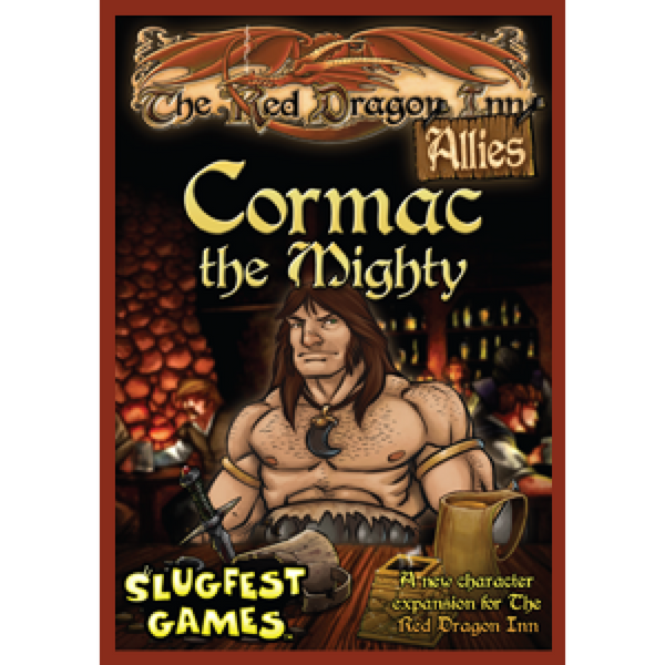 Red Dragon Inn Allies Cormac the Mighty