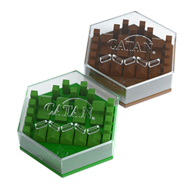 Catan Hexadock Extension Set