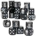 Warhammer 40K Dice Set Deathwatch