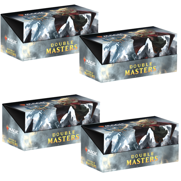 MTG Double Masters Booster Box Case