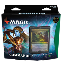 MTG Kaldheim Commander Deck Elven Empire