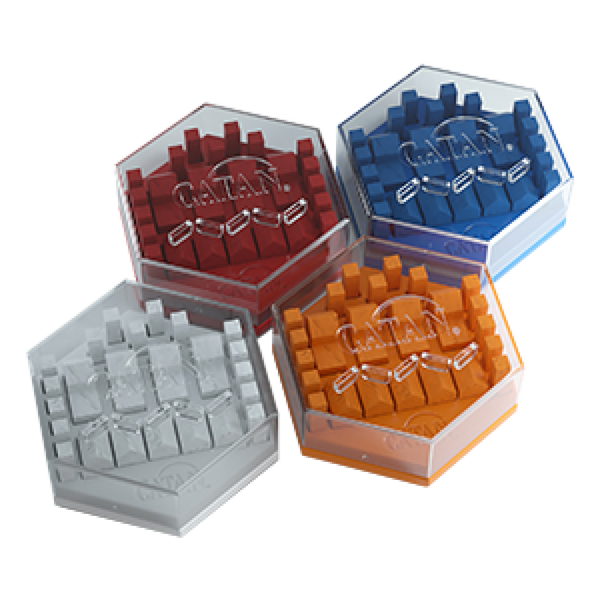 Catan Hexadock Base Set