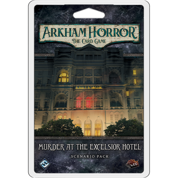 Arkham Horror LCG Murder at the Excelsior Hotel Scenario Pack