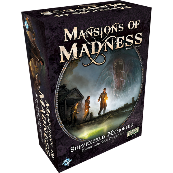 Mansions of Madness Suppressed Memories