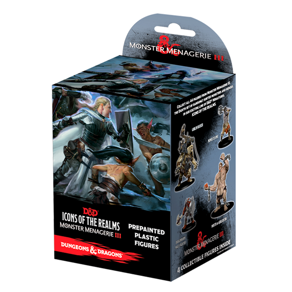 DND IotR Set 08 Monster Menagerie III Booster Box