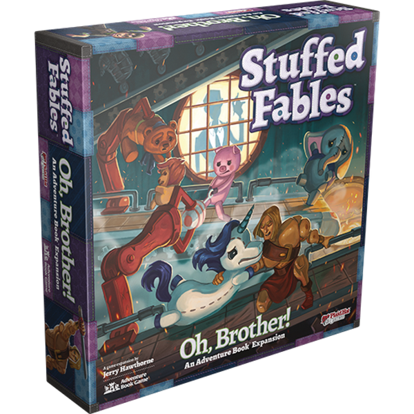 Stuffed Fables Oh, Brother! Expansion