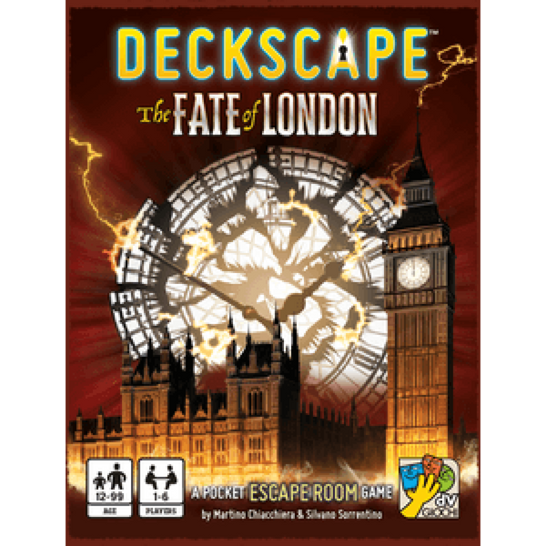 Deckscape The Fate of London