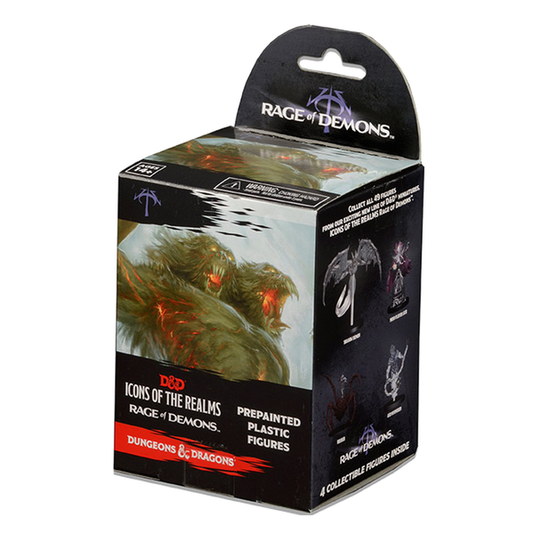 DND IotR Set 03 Rage of Demons Booster Box