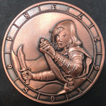 Dice Coin Rogue d10 (1's Digit)