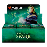 MTG War of the Spark Draft Booster Box