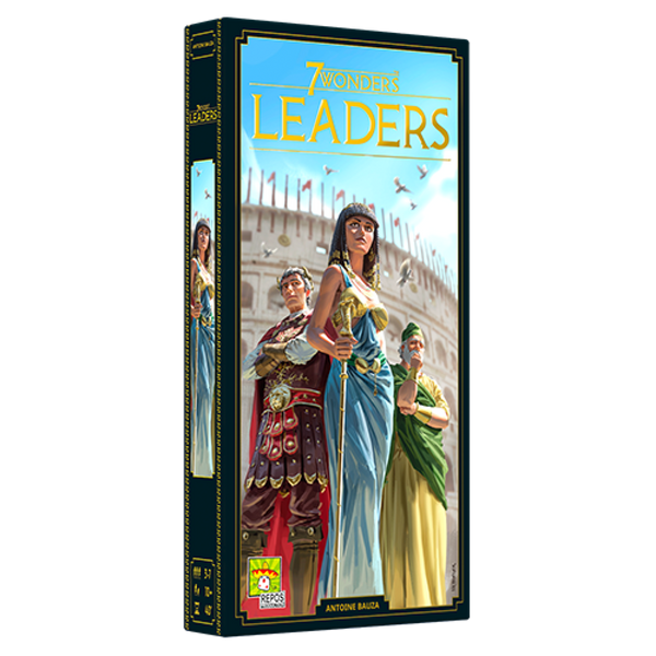 7 Wonders Leaders (New Edition)