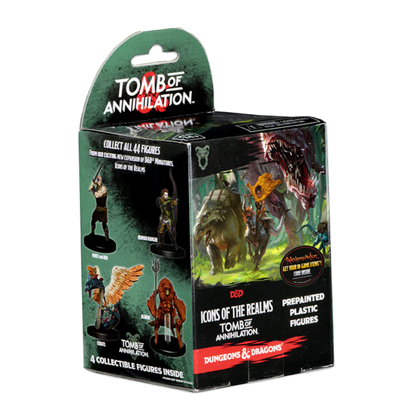 DND IotR Set 07 Tomb of Annihilation Booster Box