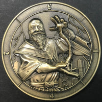 Dice Coin Wizard d4
