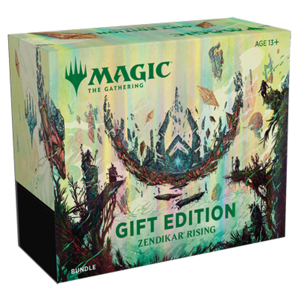 MTG Zendikar Rising Bundle Gift Edition