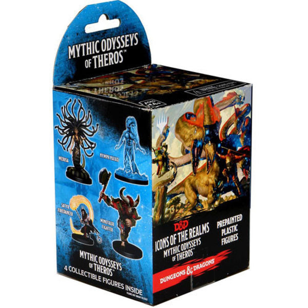 DND  IotR Set 16 Mythic Odysseys of Theros Booster Box