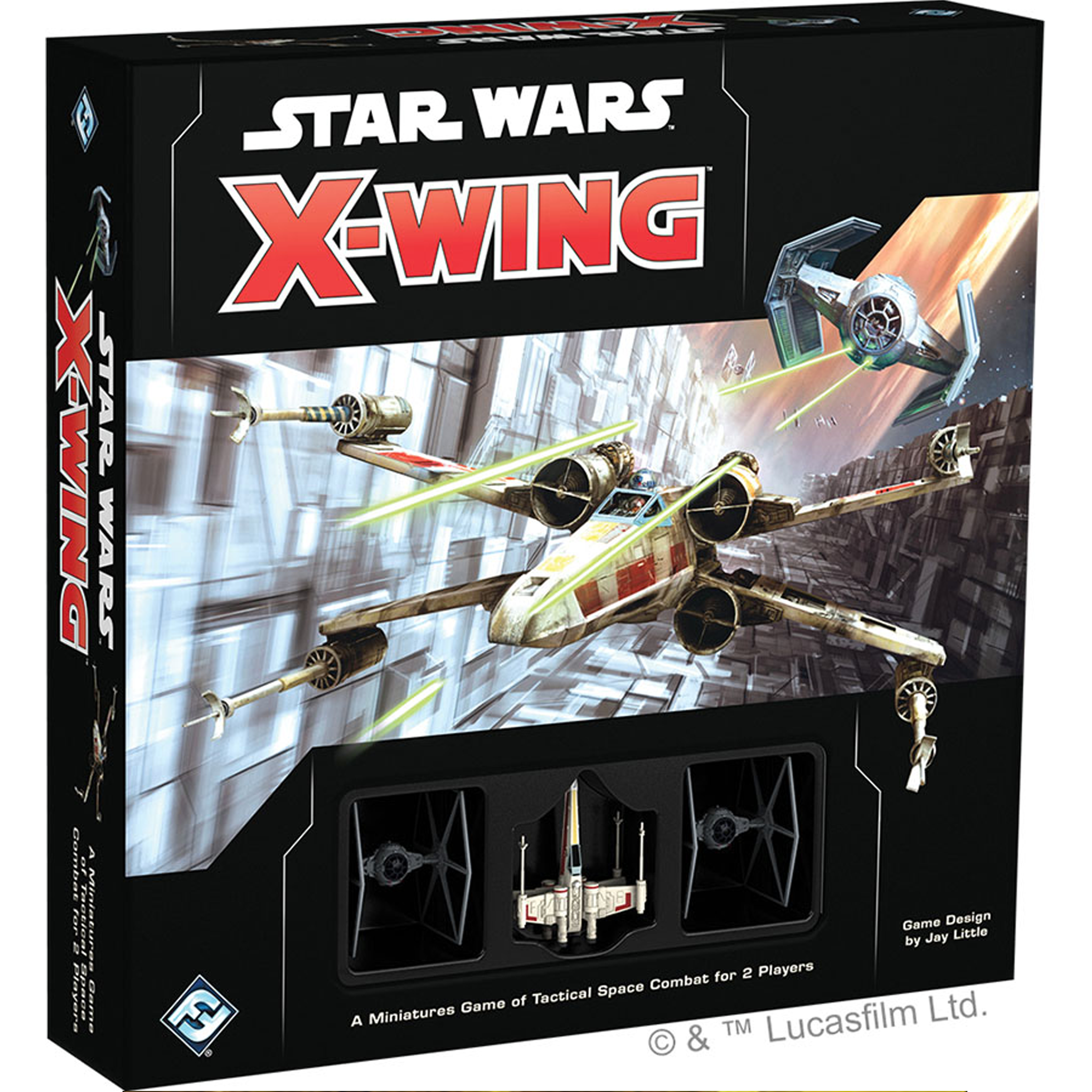 Star Wars X-Wing Base 2nd Edition