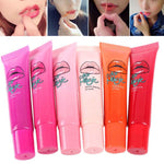 6 PIECE LIP STAIN PEEL MASK