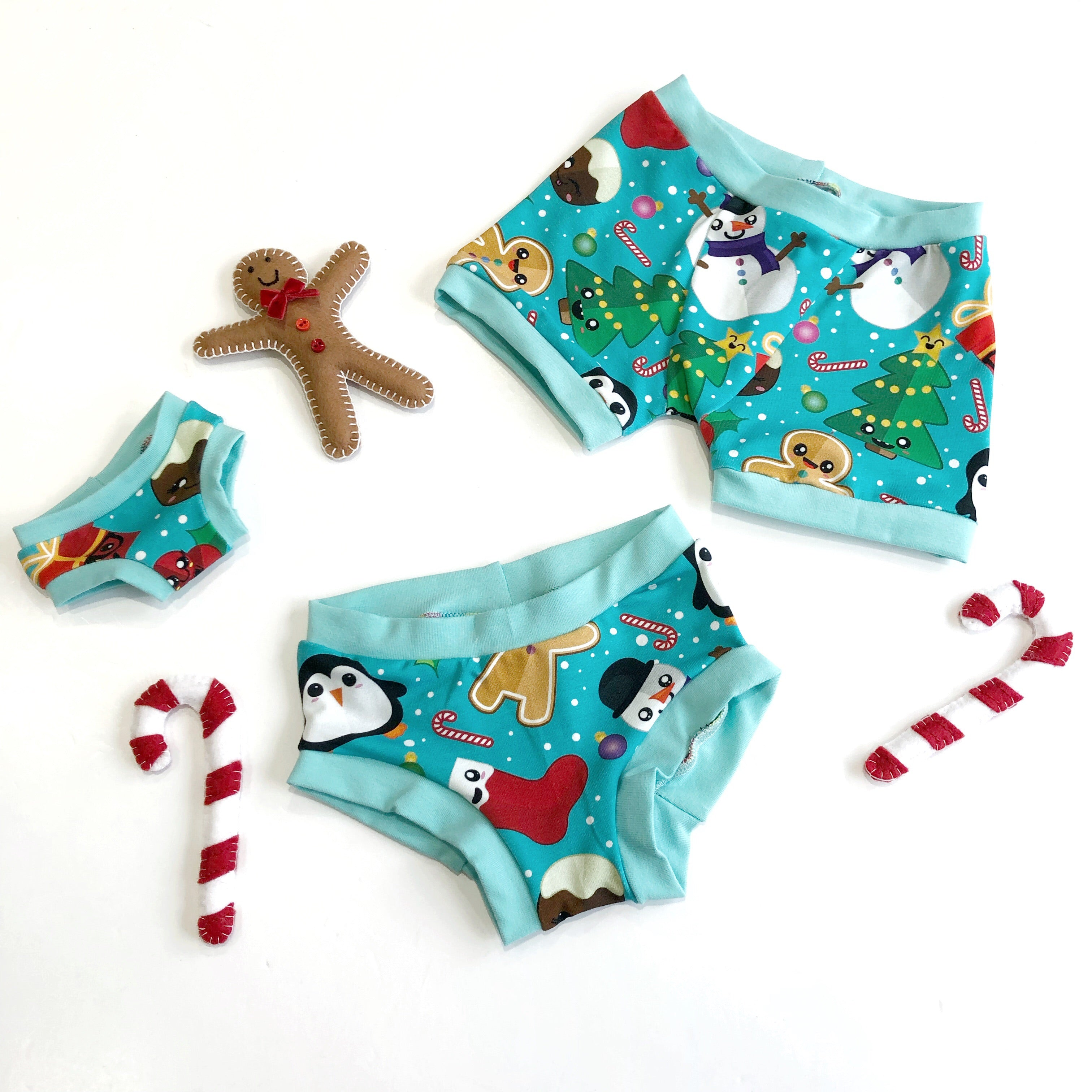 Handmade Children's Boxers Choose Your Fabric