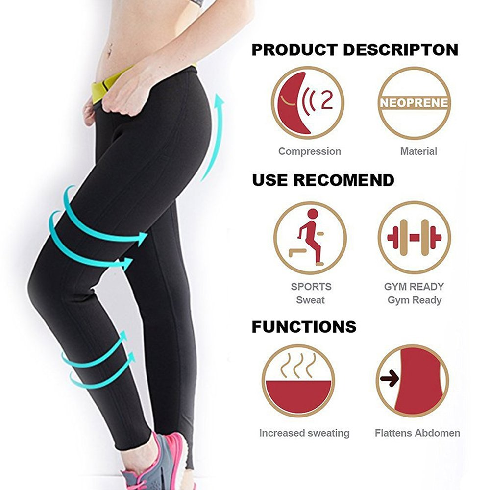 Sweat Yoga Fitness Slim Leggings for Women