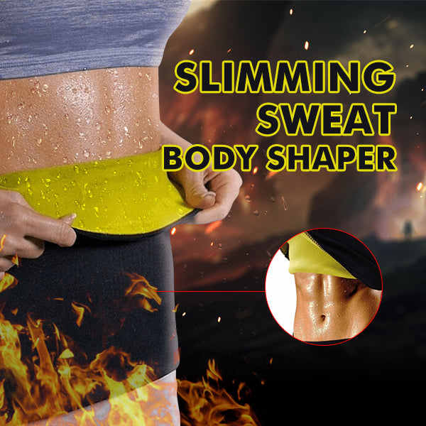 Neoprene Waist Belt Slimming Body Shaper
