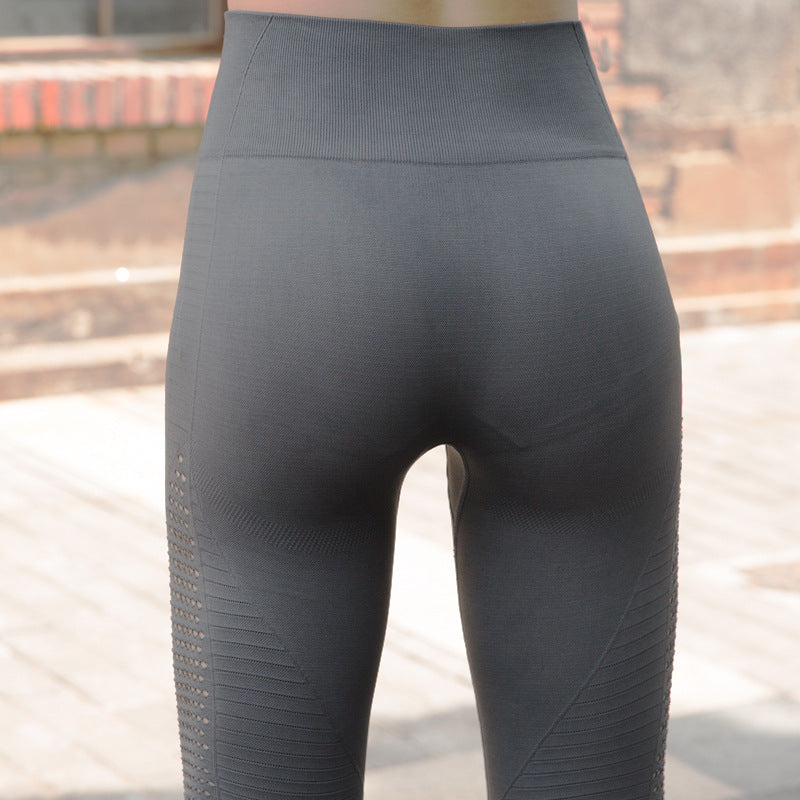 High Waist  Squat-proof Anti Cellulite Legging